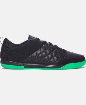 Men's UA Command Indoor Soccer Shoes LIMITED TIME: FREE U.S. SHIPPING 1 Color $99.99
