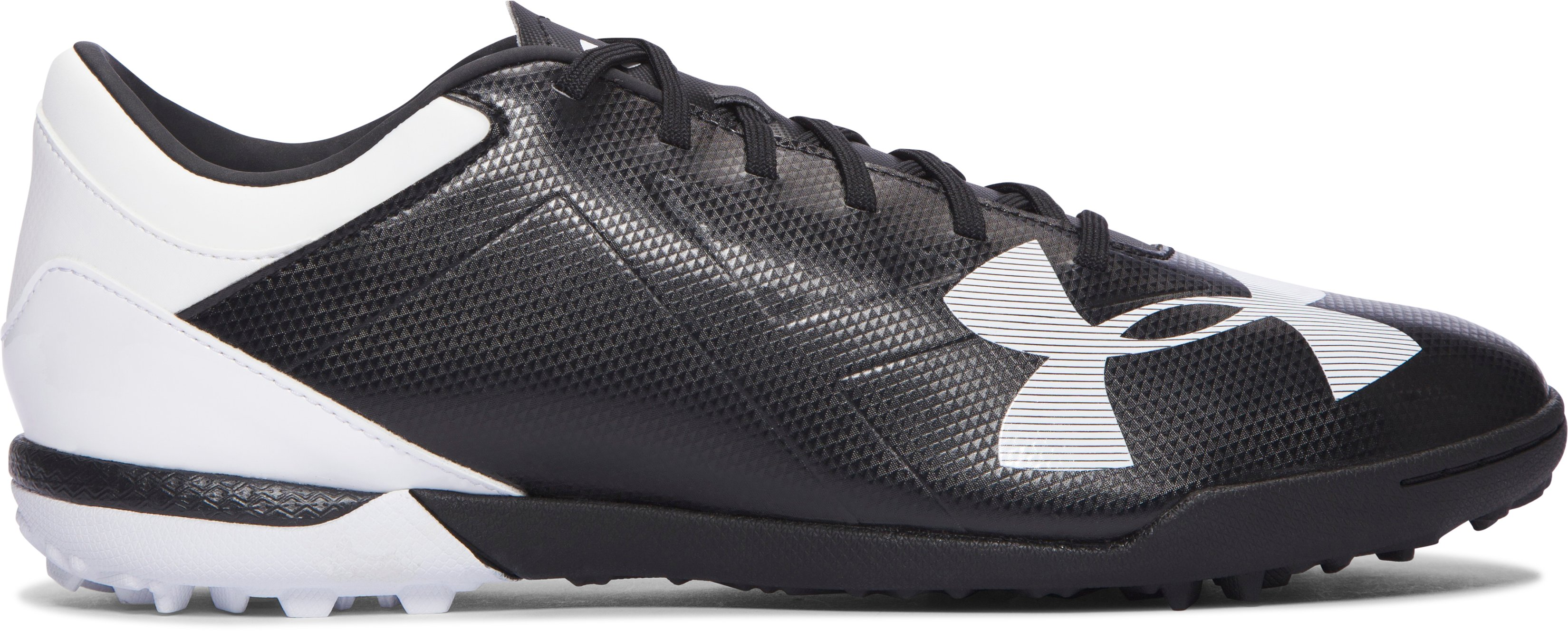Men's UA Spotlight TR Soccer Shoes, Black