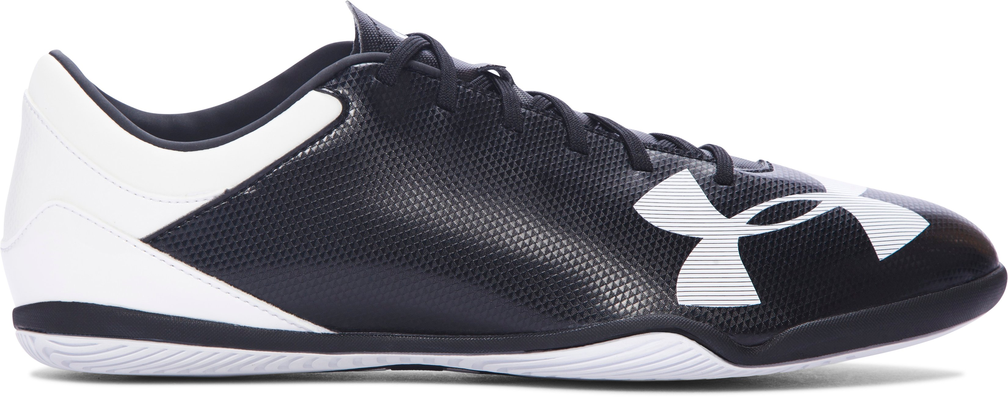 Men's UA Spotlight ID, Black , zoomed