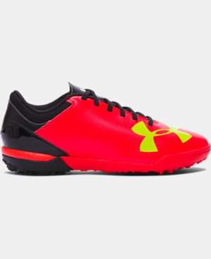 Boys' UA Spotlight TR JR. Soccer Shoes LIMITED TIME: FREE U.S. SHIPPING 1 Color $37.99