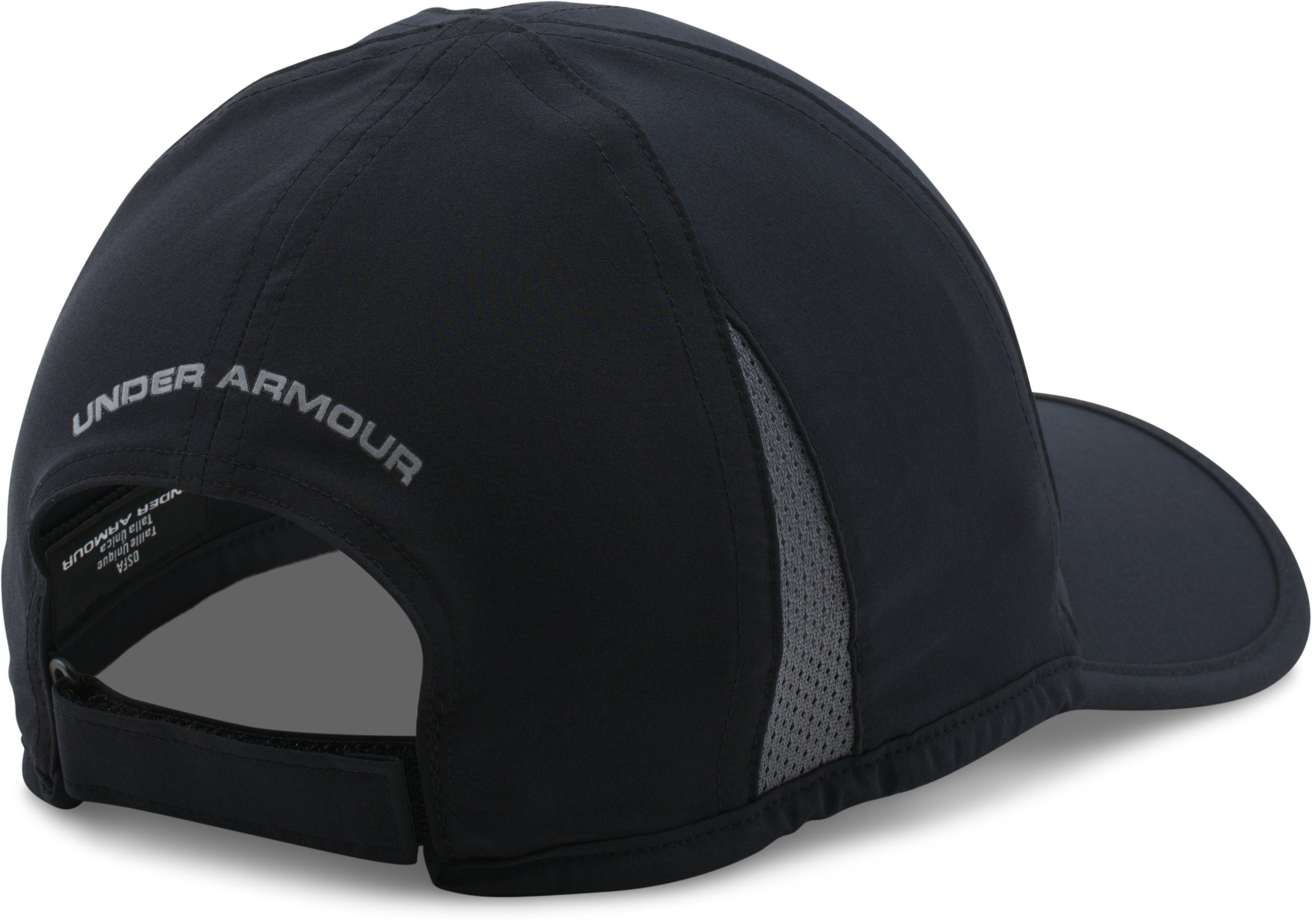 Men's UA Shadow Cap 3.0, Black ,