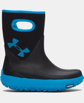 Kids' UA Fat Tire Muddler Boots