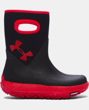 Kids' UA Fat Tire Muddler Boots LIMITED TIME: FREE U.S. SHIPPING 4 Colors $89.99