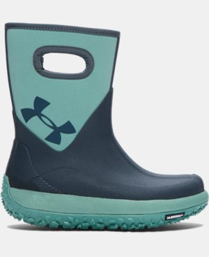 Kids' UA Fat Tire Muddler Boots LIMITED TIME: FREE U.S. SHIPPING  $89.99