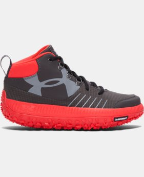 Kids' UA Overdrive Fat Tire Shoes