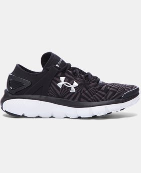 Boys' Grade School UA SpeedForm® Fortis Burst Running Shoes   $59.99