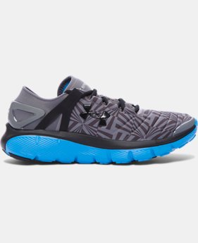 Boys' Grade School UA SpeedForm® Fortis Burst Running Shoes   $79.99