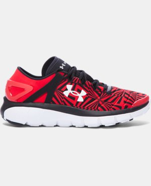 Boys' Grade School UA SpeedForm® Fortis Burst Running Shoes LIMITED TIME: FREE SHIPPING 2 Colors $62.24