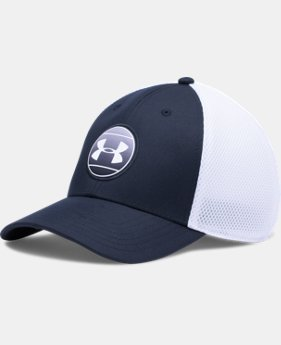 Men's UA Mesh Stretch Fit Cap  1 Color $16.99