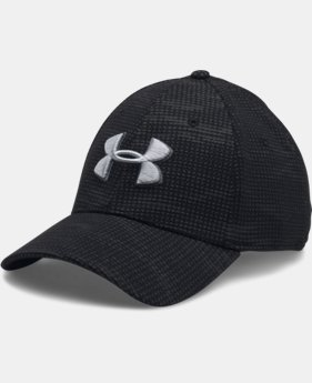 Men's UA Printed Blitzing Stretch Fit Cap  2 Colors $29.99