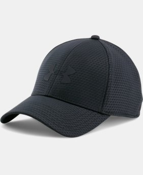 Best Seller Men's UA Storm Headline Cap LIMITED TIME: FREE U.S. SHIPPING 1 Color $27.99