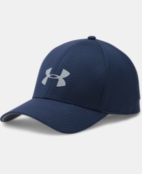 Best Seller Men's UA Storm Headline Cap   $27.99
