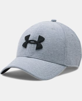 Men's UA Twist Tech Closer Cap  1  Color Available $27.99