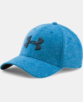 Men's UA Twist Tech Closer Cap LIMITED TIME: FREE SHIPPING 3 Colors $31.99