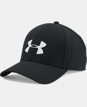Men's UA CoolSwitch Training Cap LIMITED TIME: FREE SHIPPING 1 Color $32.99