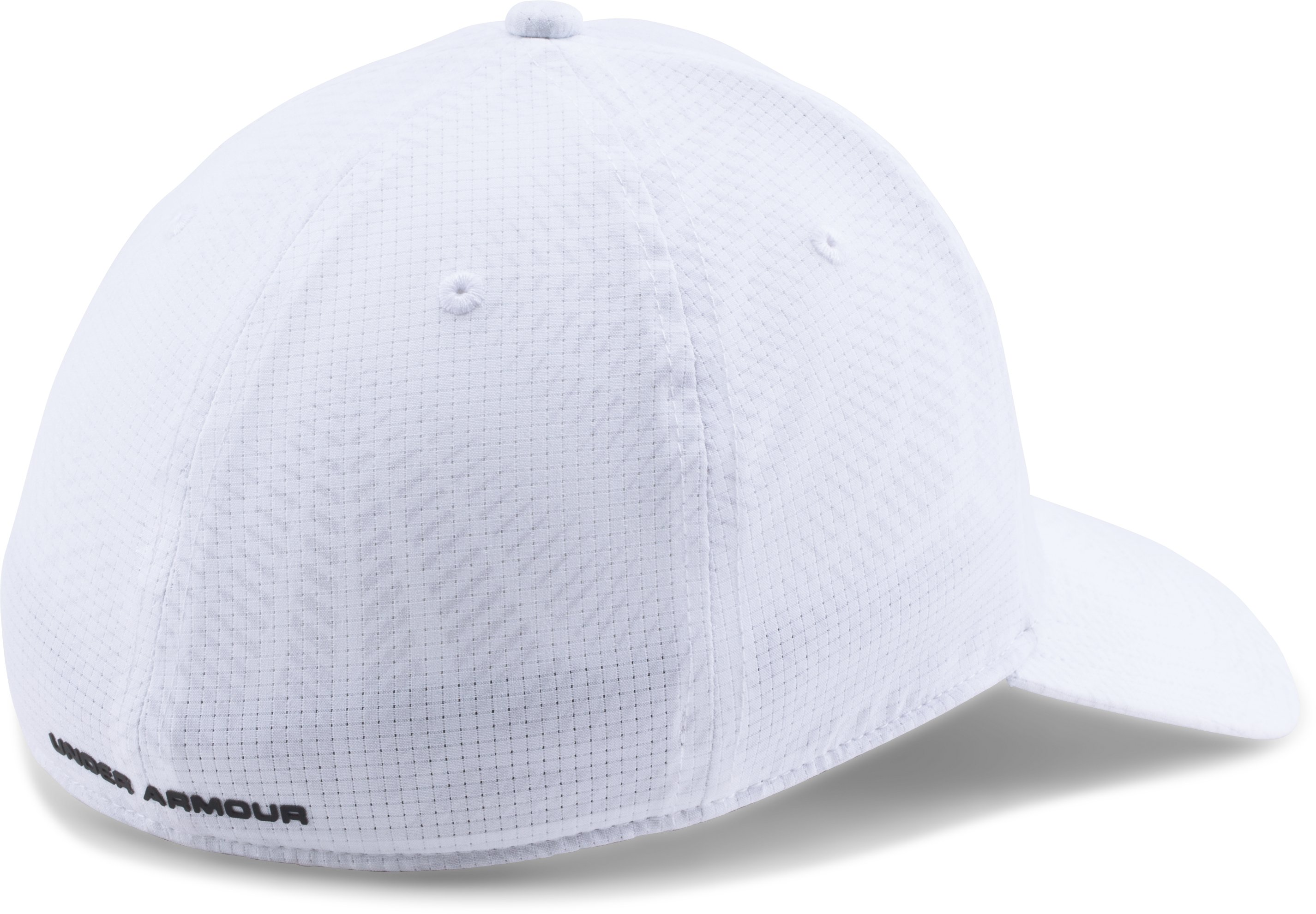 Men's UA CoolSwitch Training Cap, White