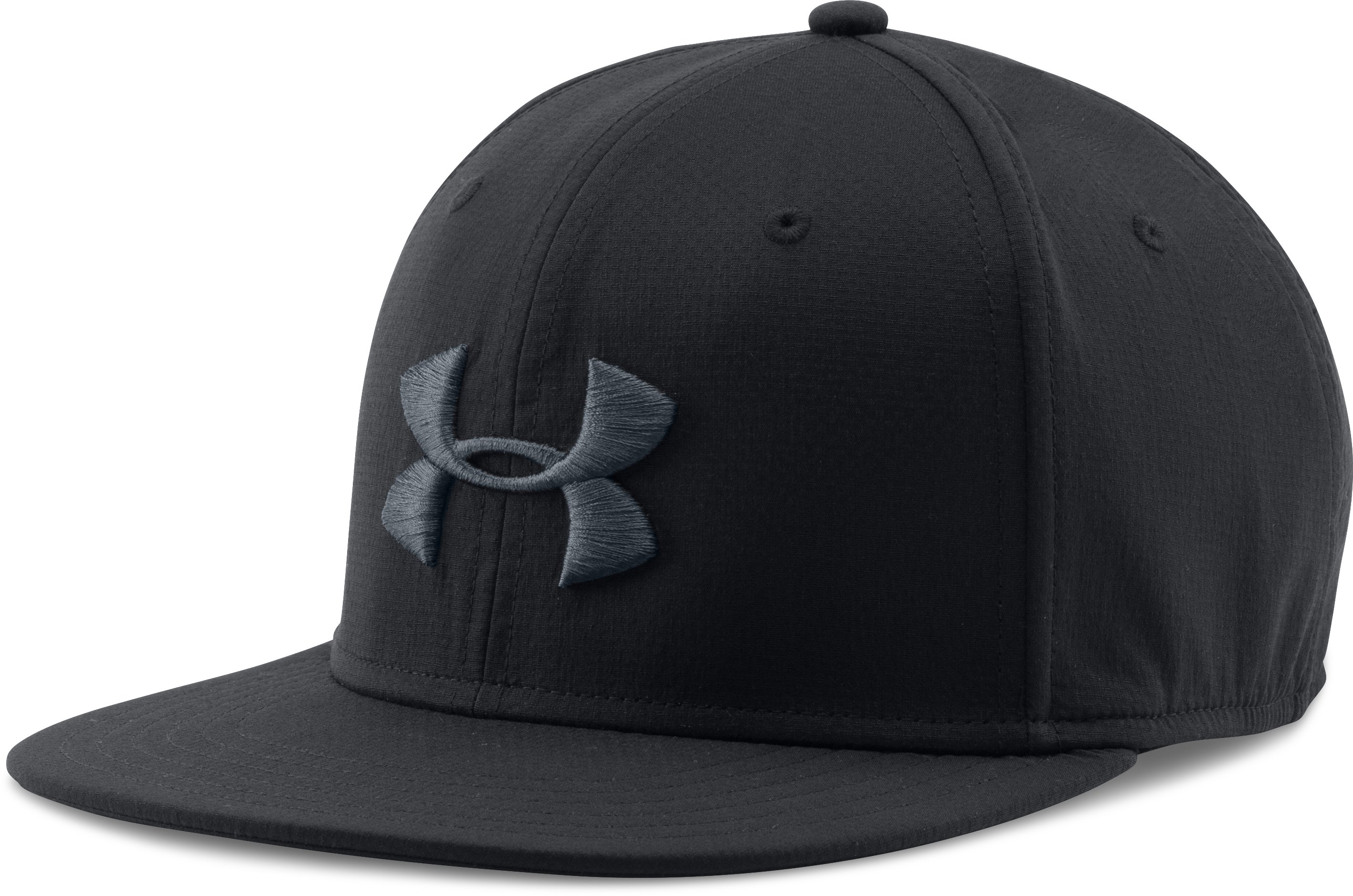 Men's UA Elevate 2.0 Cap, Black , undefined