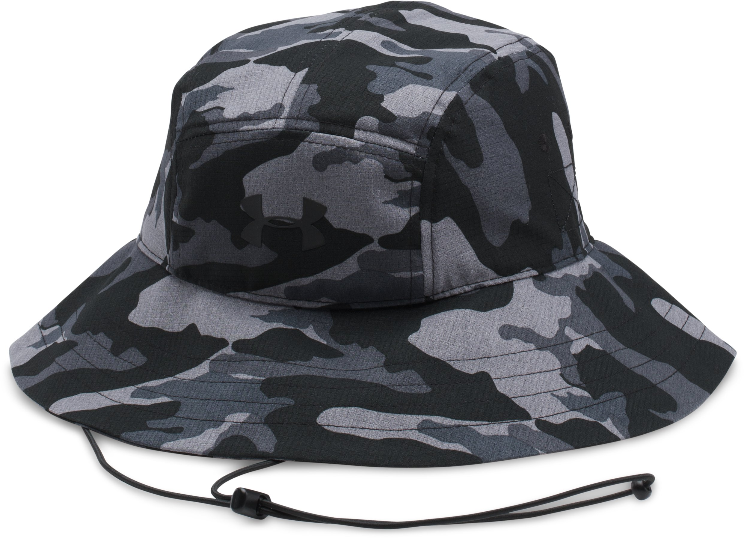 Men's UA ArmourVent™ Bucket Hat, Black