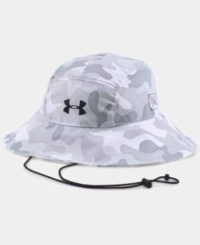 Men's UA ArmourVent™ Bucket Hat LIMITED TIME: FREE U.S. SHIPPING 1 Color $29.99