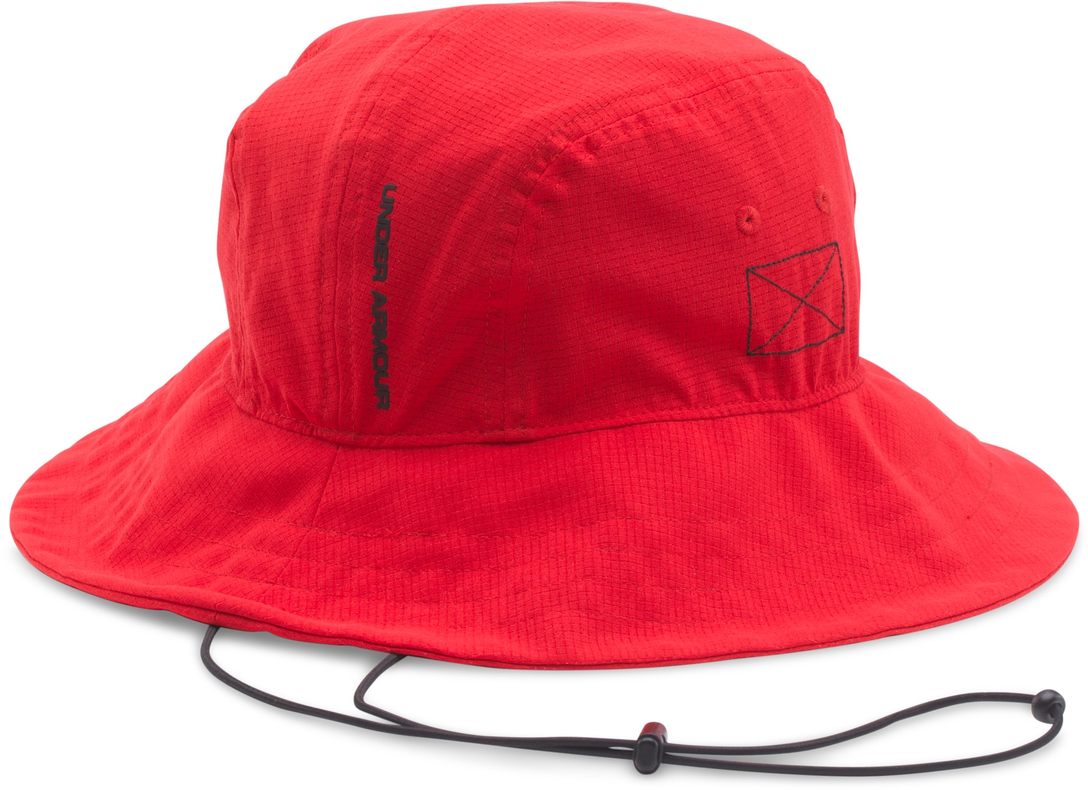 Men's UA ArmourVent™ Bucket Hat, Red