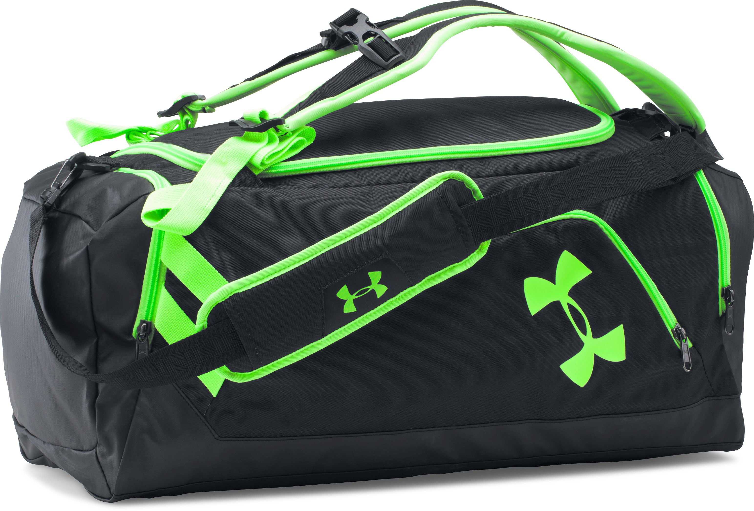 UA Storm Undeniable Backpack Duffle – Medium, Black , zoomed image