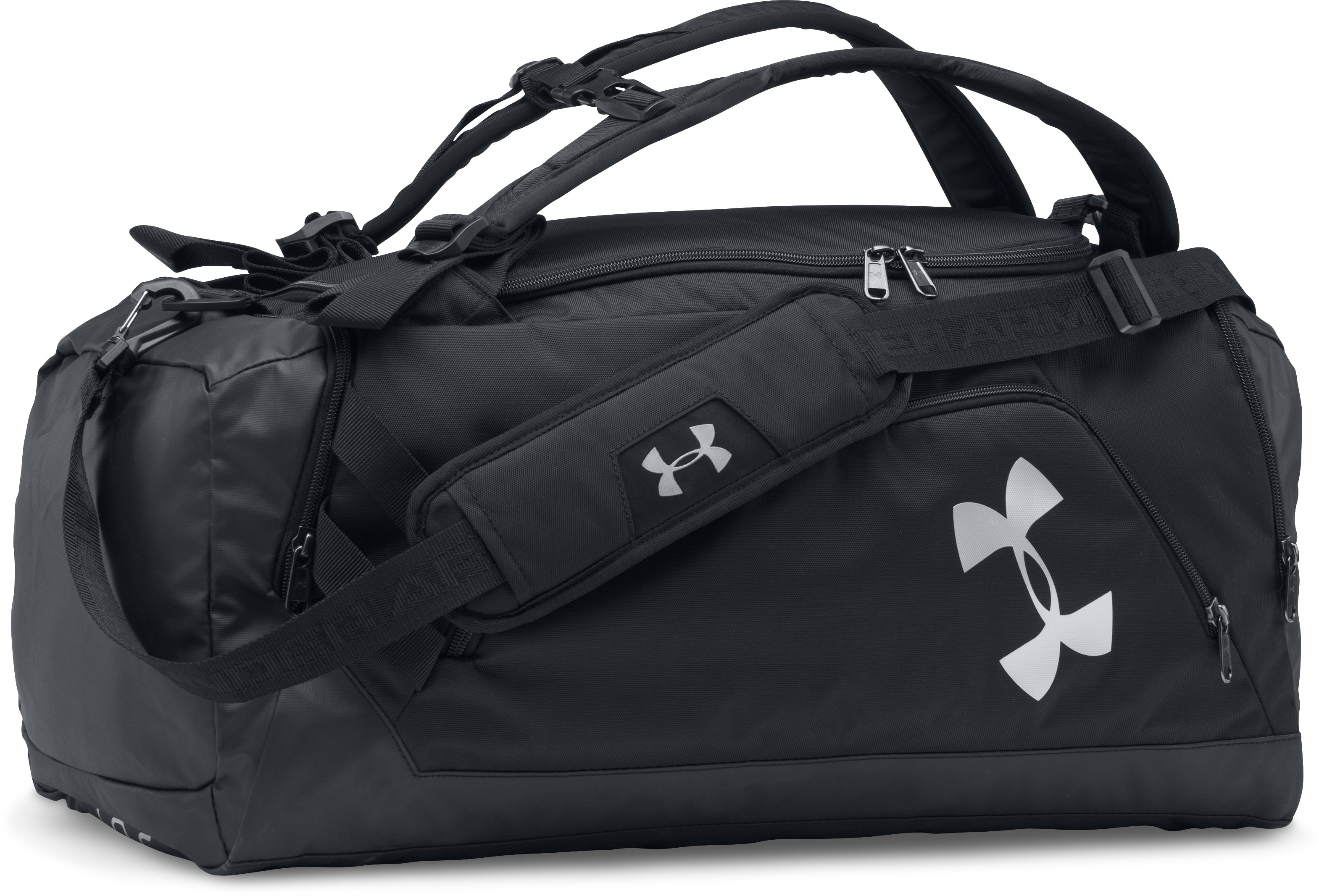 UA Storm Undeniable Backpack Duffle — Medium, Black