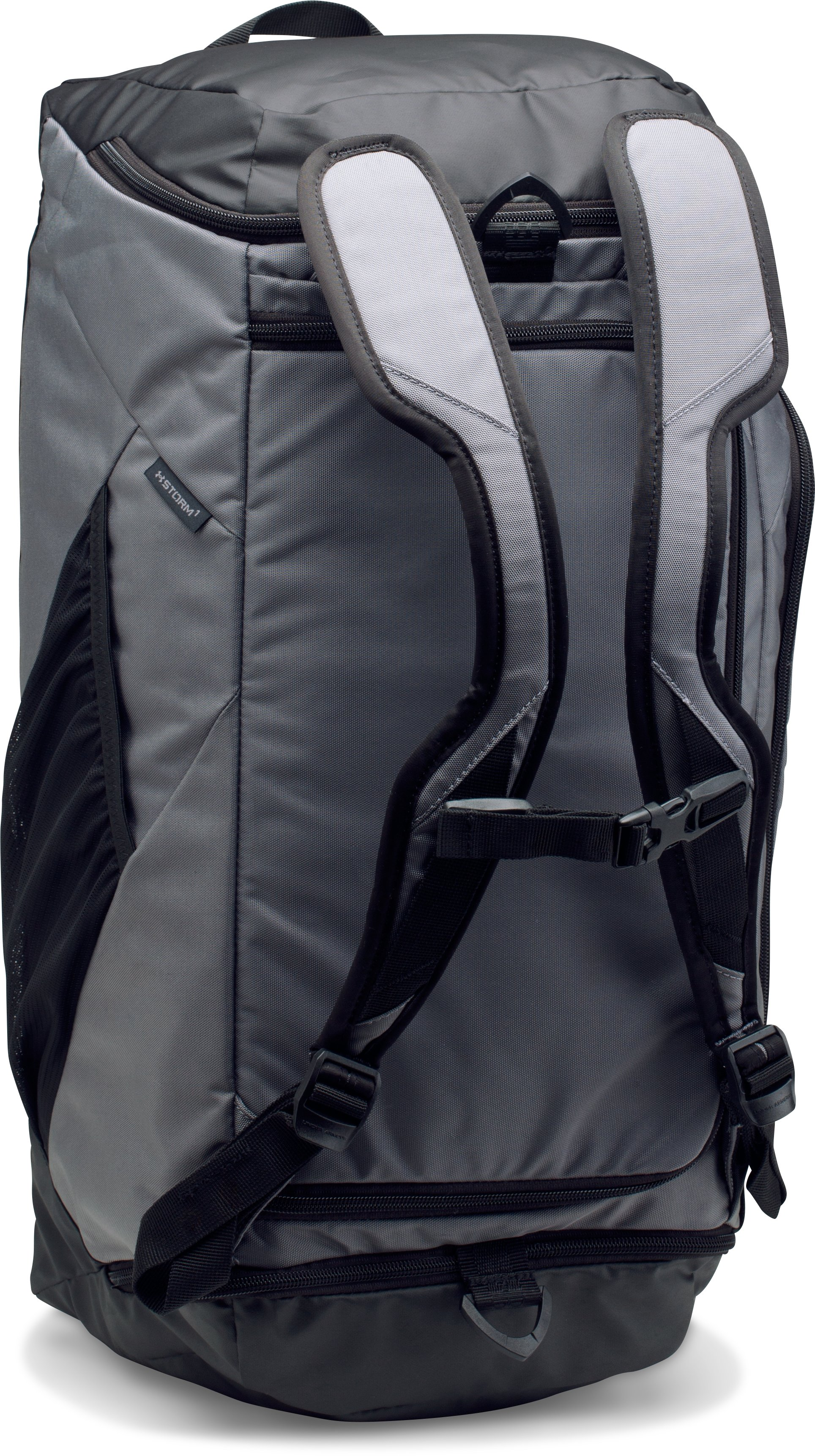 UA Storm Undeniable Backpack Duffle – Medium, Graphite