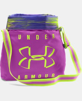 Girls' UA Crossbody Tote LIMITED TIME: FREE U.S. SHIPPING 1 Color $14.99