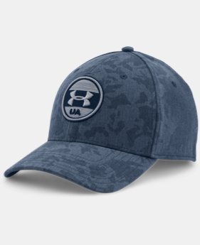 Men's UA Tonal Chambray Cap  1 Color $15.74