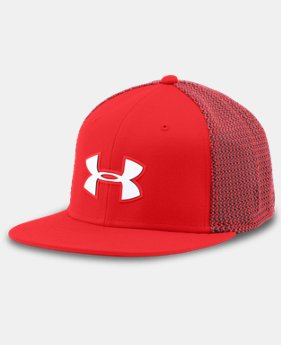 Men's UA Mesh Knit Cap LIMITED TIME: FREE U.S. SHIPPING 1 Color $17.24
