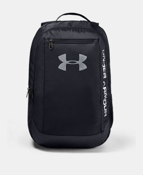 c319dc35db UA Hustle LDWR Backpack 2 Colors Available $49.99
