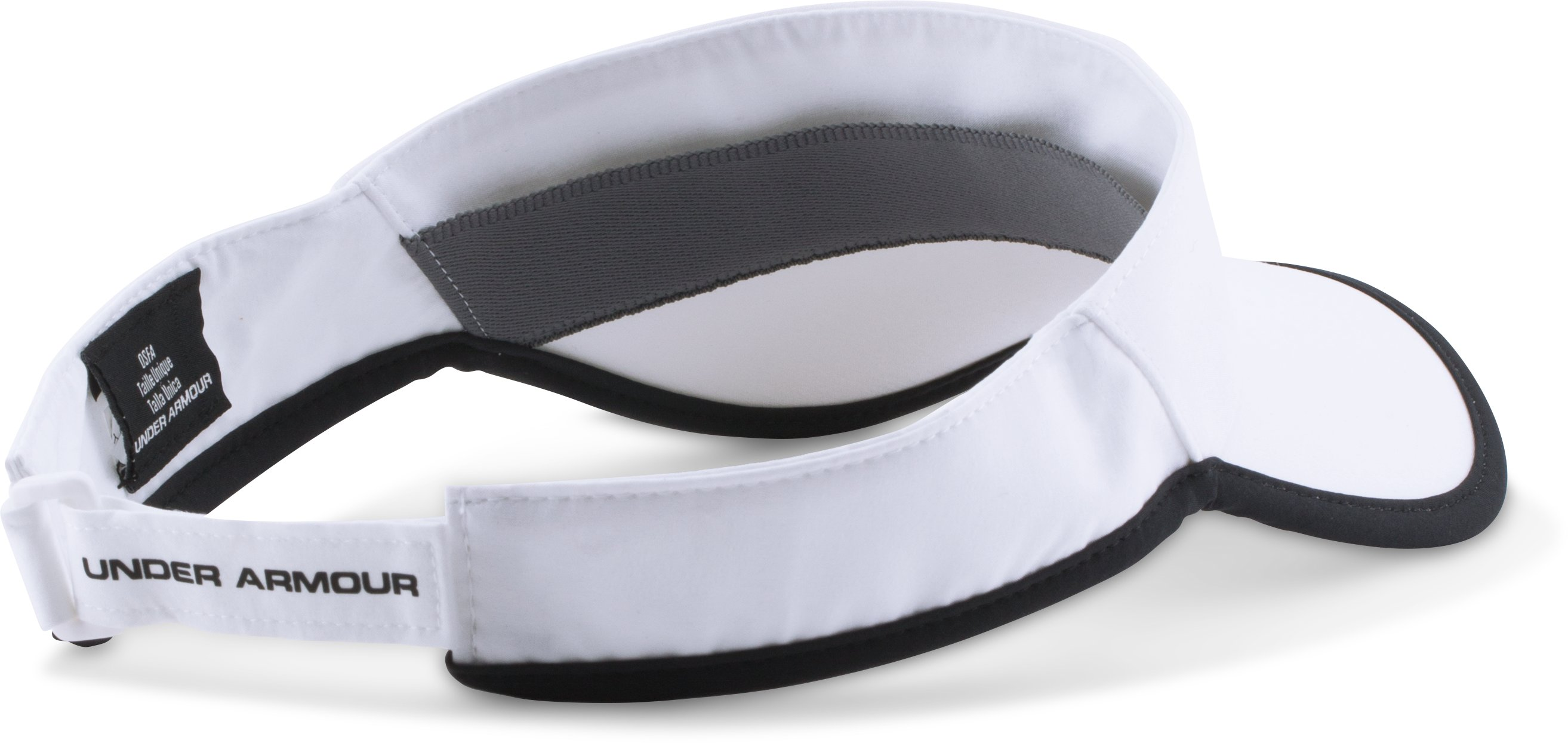 Men's UA Shadow Visor 3.0, White