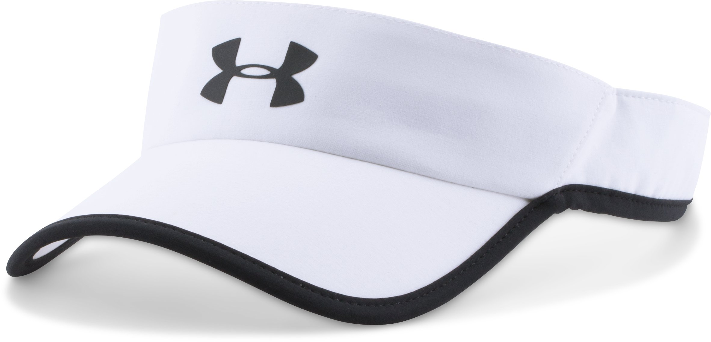 Men's UA Shadow Visor 3.0, White, zoomed image