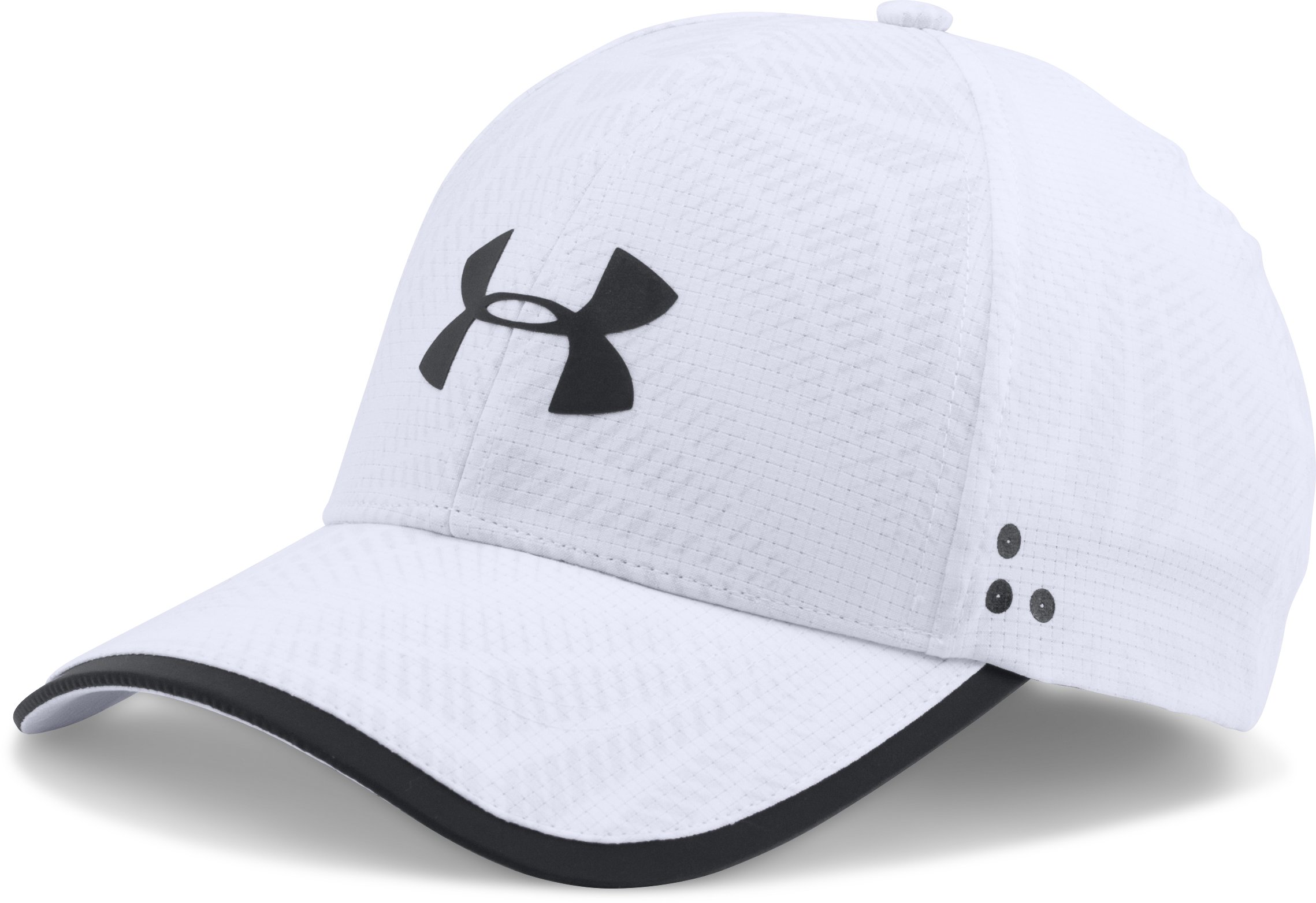 Men's UA Flash ArmourVent™ 2.0 Cap, White, undefined