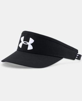 Men's UA Tour Visor 2.0  1 Color $21.99