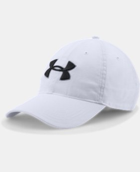 New Arrival  Men's UA Chino Cap LIMITED TIME: FREE SHIPPING  $25.99