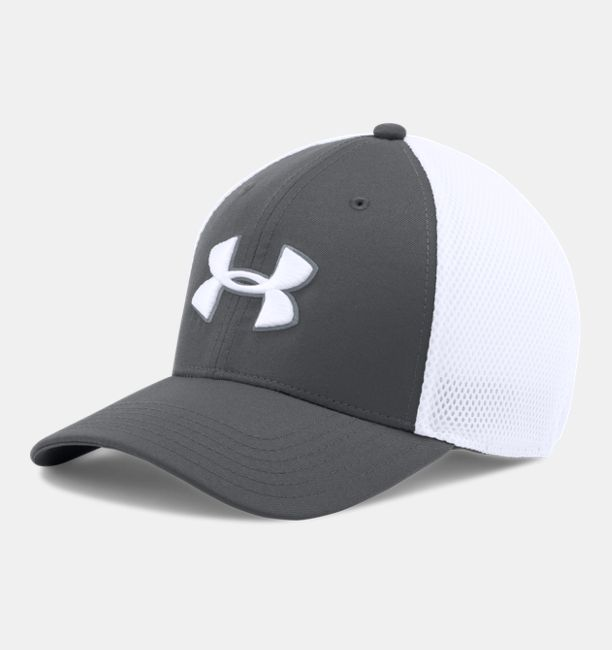 Men s UA Golf Mesh Stretch 2.0 Cap  7dcb40edbf2