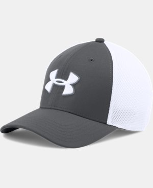 New Arrival  Men's UA Golf Mesh Stretch 2.0 Cap  1 Color $29.99