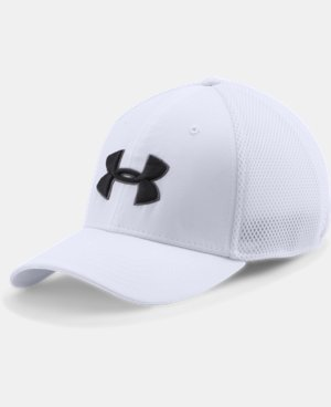 Men's UA Golf Mesh Stretch 2.0 Cap  3 Colors $29.99