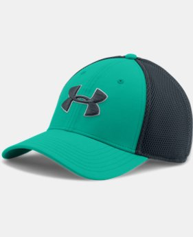 Men's UA Golf Mesh Stretch 2.0 Cap
