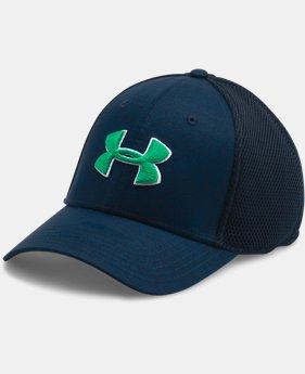Men's UA Golf Mesh Stretch 2.0 Cap  3 Colors $24.99