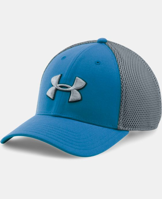 Men's UA Golf Mesh Stretch 2.0 Cap LIMITED TIME: FREE U.S. SHIPPING 3 Colors $14.24