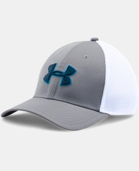 Men's UA Golf Mesh Stretch 2.0 Cap LIMITED TIME: FREE U.S. SHIPPING 1 Color $14.24