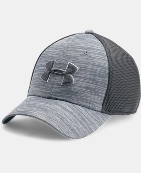 Men's UA Golf Mesh Stretch 2.0 Cap  2 Colors $24.99
