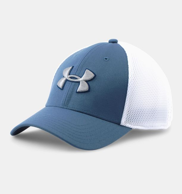 Men s UA Golf Mesh Stretch 2.0 Cap  2c2a4374dc5