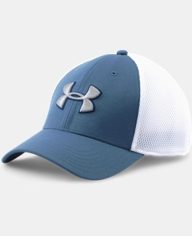 Men's UA Golf Mesh Stretch 2.0 Cap   $29.99