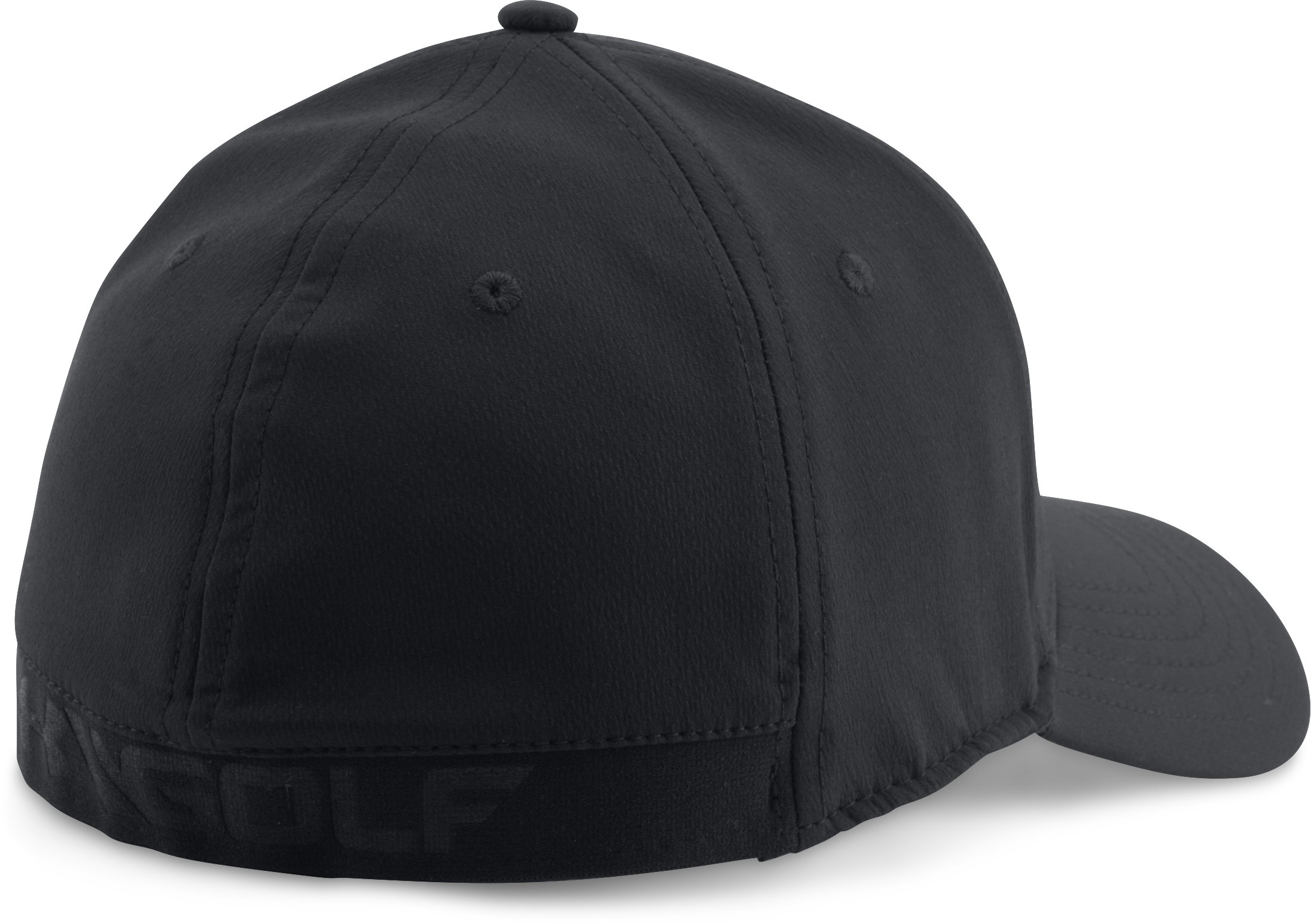 Men's UA Golf Headline Cap, Black ,