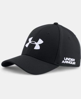 Men's UA Golf Headline Cap LIMITED TIME: FREE SHIPPING 2 Colors $29.99