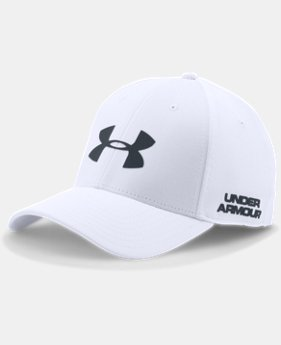 New Arrival  Men's UA Golf Headline Cap LIMITED TIME: FREE SHIPPING  $29.99