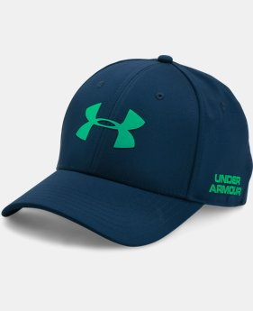 Men's UA Golf Headline Cap  5 Colors $24.99